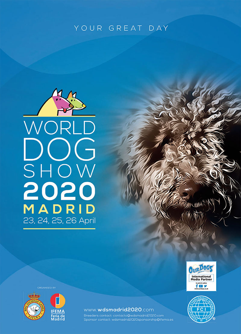 2020 Dog Show.Hotels Booking World Dog Show 2020
